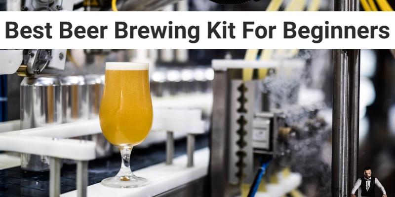 Best Beer Brewing Kit For Beginners