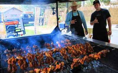 Best BBQ Aprons for Men 2021