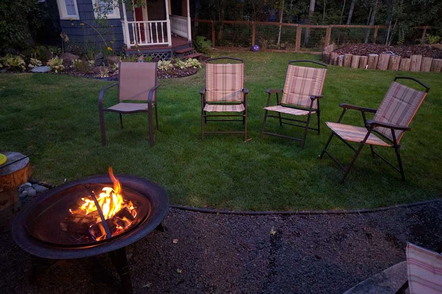 Outdoor Gas Fire Pits image1