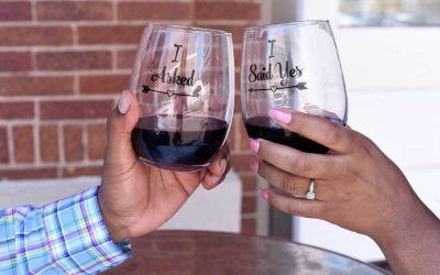 Wine Glass Sayings Making Great Gifts