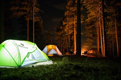 what to i need for camping lighting