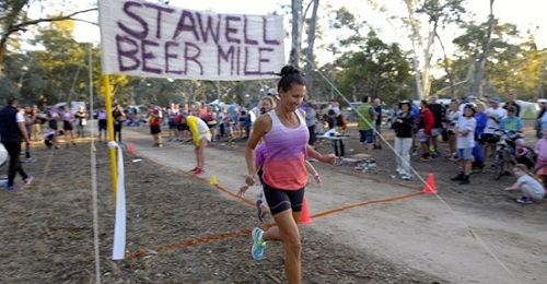 The Beer Race That Stops a Nation 1