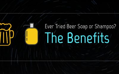 What Are the Benefits of Beer Soap or Shampoo