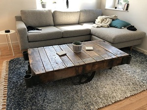 Best man Cave Coffee Tables Antique