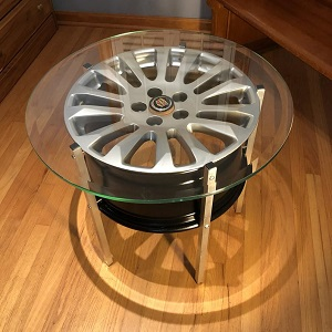 Best man Cave Coffee Tables Cadillac
