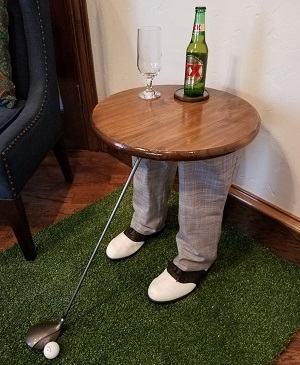 Best man Cave Coffee Tables Golf