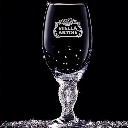 Stella Artois Limited Edition Beer Glass