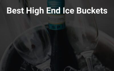 10 Best High End Ice Buckets For 2021