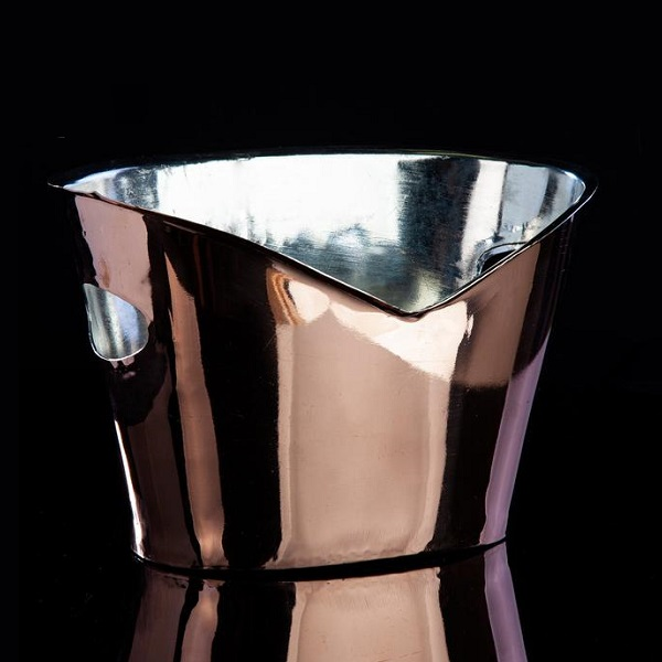 Copper Shaped Best High End Ice Bucket
